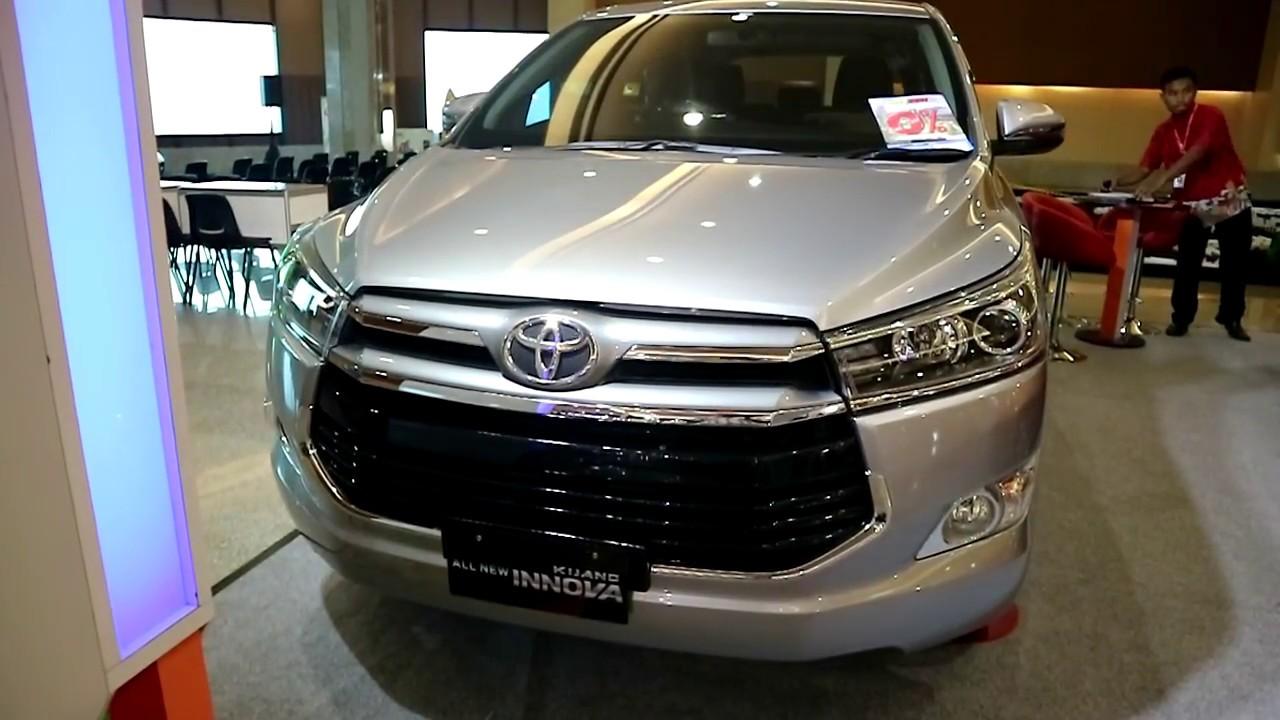 Toyota Kijang Innova G A/T Diesel