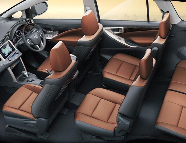 Toyota Kijang Innova G A/T Gasoline