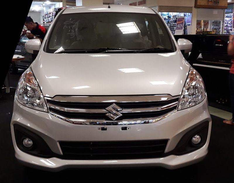 Suzuki Ertiga GX MT