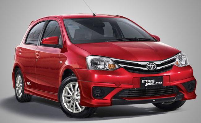 Toyota Etios Valco G M/T