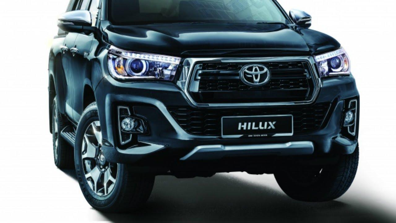 Toyota Hilux 2.5L Single Cab
